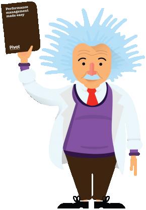Einstein Standing