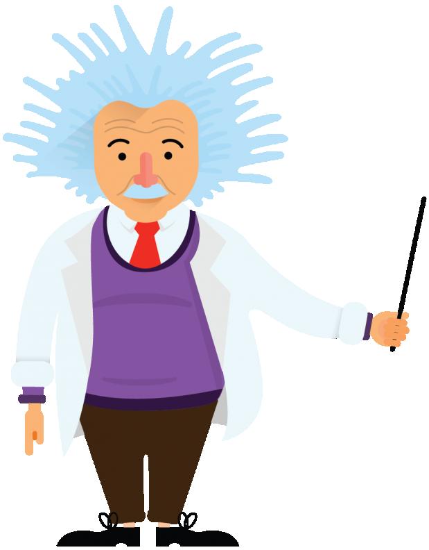 Einstein Pointer