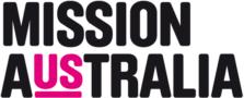 Logo Mission Australia